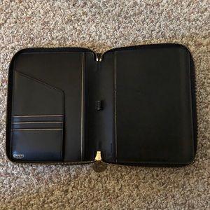 Coach planner case